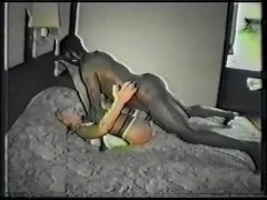Big Black Cock For My Sexy Blonde Wife