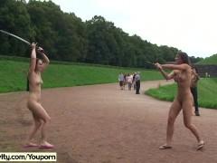 Spectacular Crazy Public Nudity Compilation
