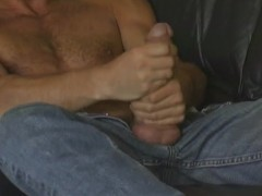 Huge-cocked hunk strokes just for you - Pacific Sun Entertainment