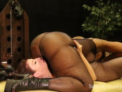 Sara Jay Gets Kinky with Cherokee