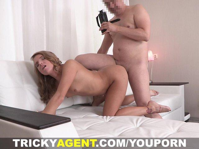 Русский порно tricky agent 12 фотография