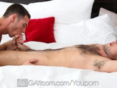 Mike Demarco delivers cum explosion on hot guy