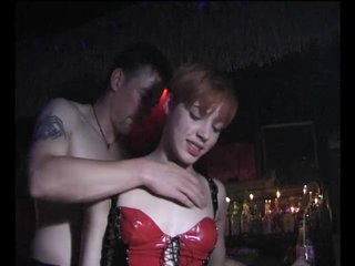 Hot nightclub dancers and strippers - Julia Reaves