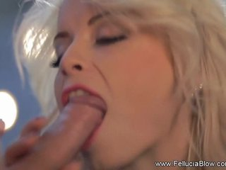 Oral Blowjob Facial video: Searching For The Perfect Blowjob?