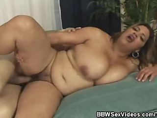 Bbw Blowjob Fucking video: BBW Lady Spice Loves That Cock Grinding