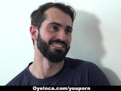 OyeLoca - Latina Cleaner Cleans House And Cock!