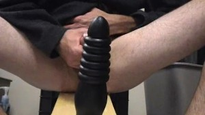 Male Rubber Cock Fun