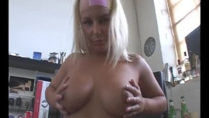 blonde big tits