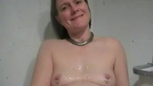 cum on anne s titties (deutsch)
