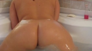 Roxy s ass flapping like a fish in water