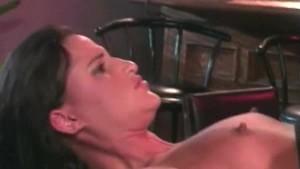Hot suck & fuck at the bar
