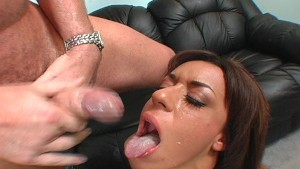 I want you to cum in my mouth