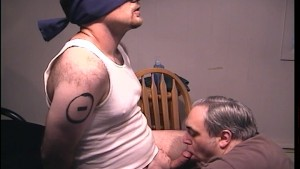 gay mouth for the straight guy - Manhandle Media