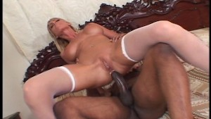 BIG BLACK COCK IN MY ASS