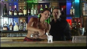 Learn to tend bar and watch a bare breast