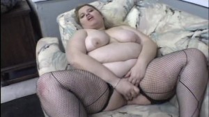 BBW s dildo meets hot wet pussy PT.2/3