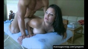 Insane Hot Massage Fucking