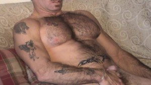 Tattoo Dick erection says want some