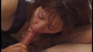 Hairy horny house wife sits on top a cock