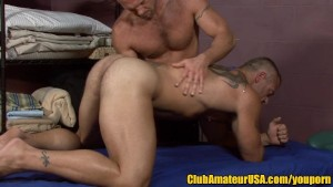 Muscle Hunk s Prostate Massage