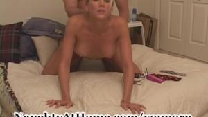 MY Amateur Wife Cumming Hard