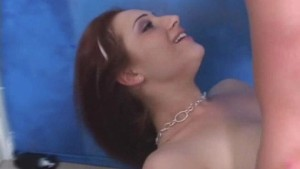 Cute and sexy 18 year old gets fucked hard