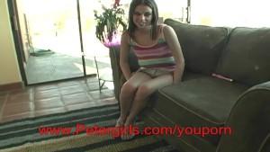 Amateur (@ the time) Missy Stone enters porn!