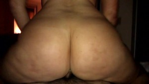 Big Booty Reverse Cowgirl