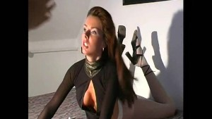 Anastasia amateur movie with nylons