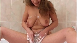 Pussy shaving in the shower - ANT Studio