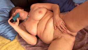 Horny and chubby mature Morgianna - CzechSuperStars