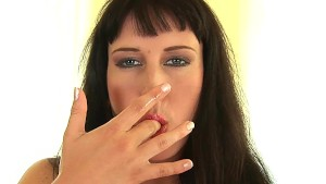 Roxana plays with her hot body - CzechSuperStars