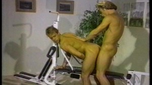 An old school gym fuck - dack videos