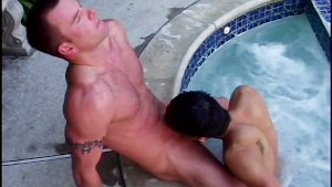 Poolside Twinks - Inferno