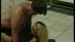 Back from work to fuck his trophy wife - Future Works