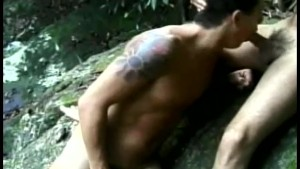 Gay Blue Lagoon - Gentlemens Video