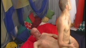 Shaved heads fuck hardcore