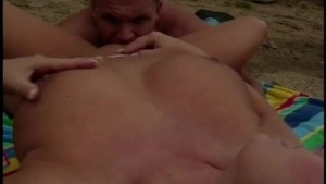 Busty blonde gets boned on dirt road - Future Works