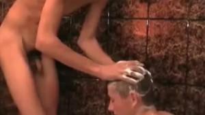 Arslanov and Kuzmichev Showering