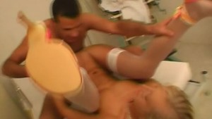 Ass-to-Mouth by Hot Female Doctor