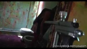 Oyeloca Small tits latina Arelis Lopez shaved pussy fucked