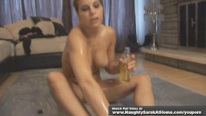 HOT TEEN WET ANAL - NAUGHTYSARAHATHOME