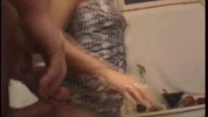 Redhead amateur girlfriend homemade blowjob and fuck