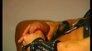 A very leathery jerk off - Pacific Sun Entertainment