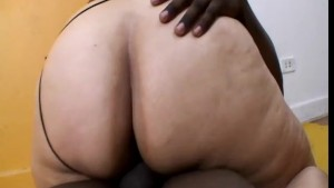 Big chubby girl gets a big black dick - X-Traordinary Pictures
