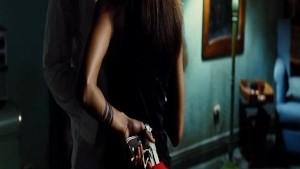 Zoe Saldana - The Losers