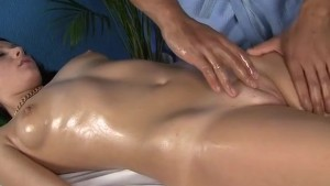 Full body massage with steamy fucking