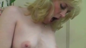 Chubby dude gets lucky with hot milf - Captain Willy