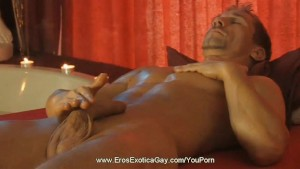 Erotic Self-Touch