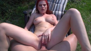 Charlotte Madison slutty Redhead